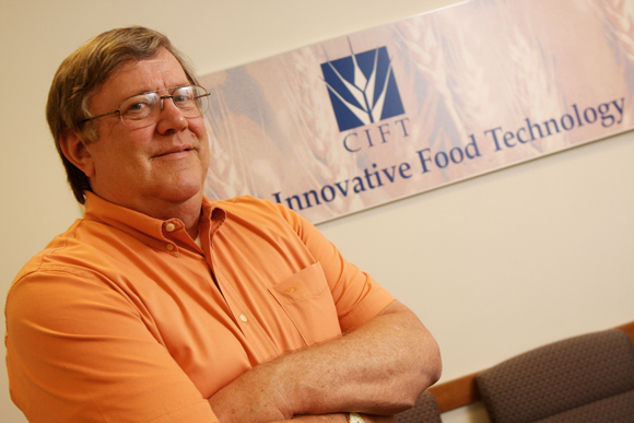 Dave Beck, Director of the Center for Innovative Food Technology in Toledo. Photos | BF