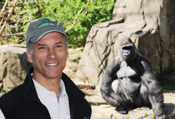 Q Amp A Thane Maynard On The Cincinnati Zoo S Quest To Become