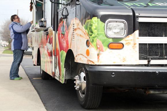 Pitabilities Food Truck Columbus Oh