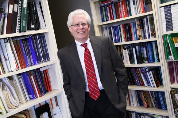 Dean McFarlin, chairman of the University of Dayton's managing and marketing department.