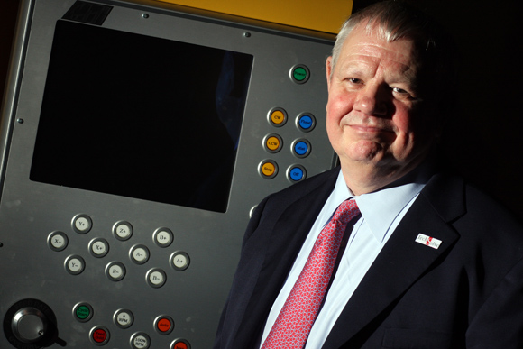 Gary Conley, President of TechSolve, Inc. in Cincinnati. Photos | Ben French