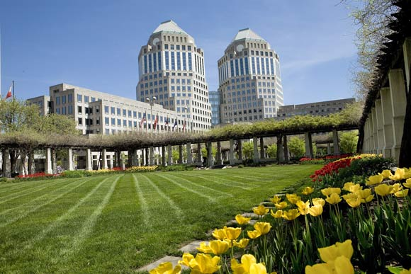 Procter & Gamble Global Headquarters in Cincinnati
