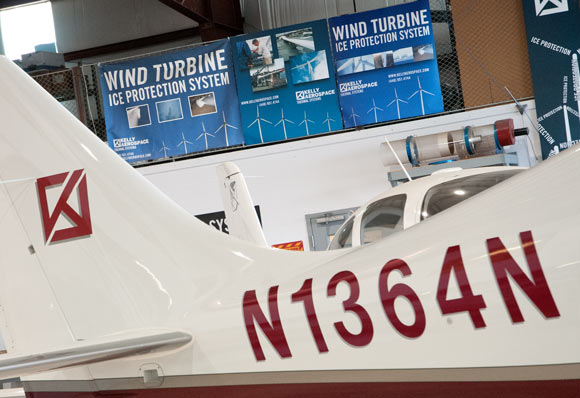kelly aerospace power systems
