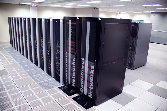 HP-Intel Xeon Oakley Cluster at the Ohio Supercomputer Center