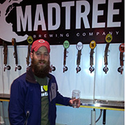 Kenny McNutt of MadTree Brewing