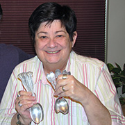 Debbie Behle of Spoonin' Jewelry