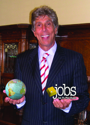 Tom Embrescia, founder of Second Generation, Ltd. and .JOBS.